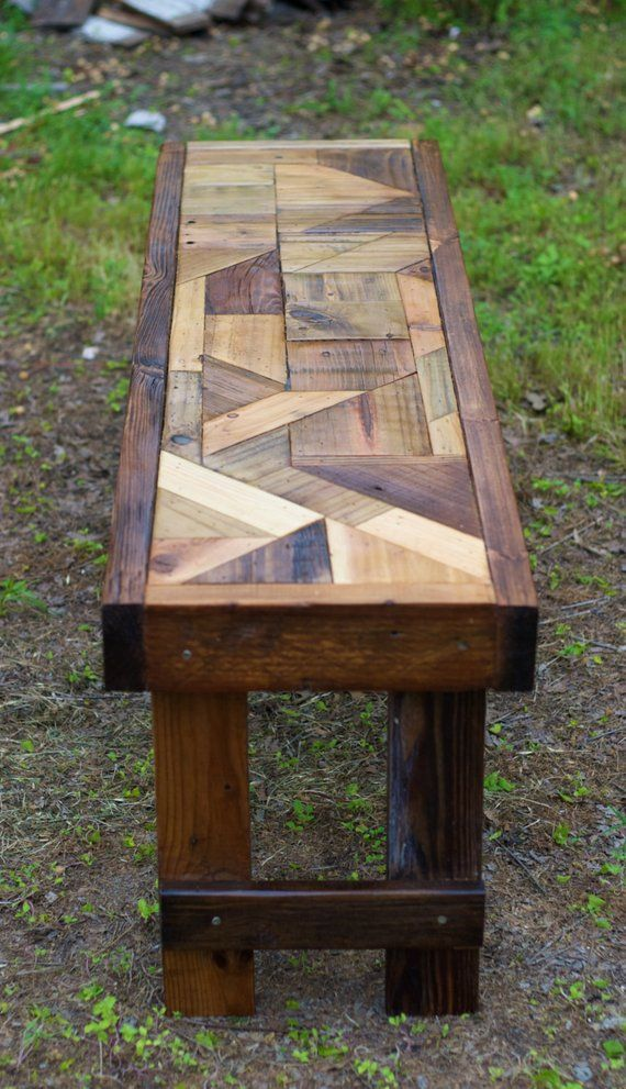 Reclaimed Wood Dining Room Table Bench Custom Order Local Pickup Only Austin Tx