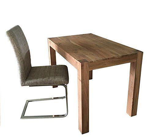 Dewas Esstisch / Küchentisch 110x70 cm Kaffeetisch Tisch / Holztisch - ikea küche tisch