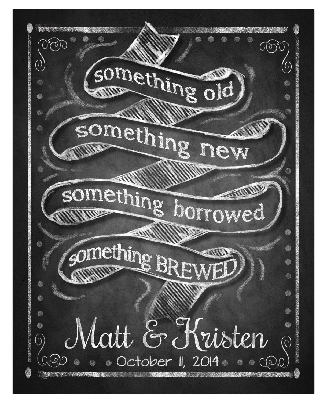 Personalized Something Old, Something New, Something