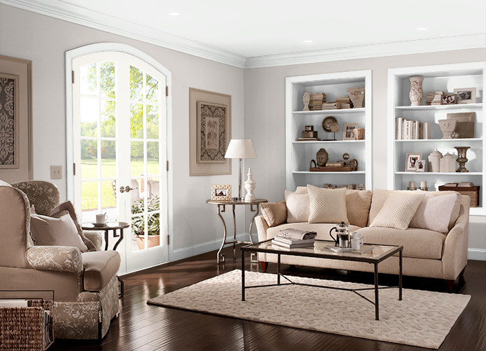 Delightful Burnished Clay By Behr   This Is The Color I Painted Our House And We Love  It! :)