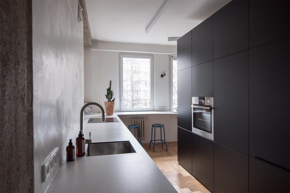 Stylowa I Praktyczna Kuchnia W Bloku Poradnik Internity Home Small Spaces Home Interior
