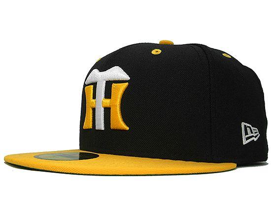 6974ff156 NPB x NEW ERA「Hanshin Tigers」59Fifty Fitted Baseball Cap ...