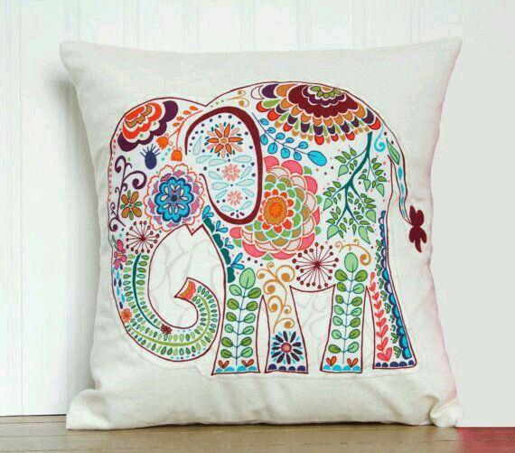 Con elefante los cojines for Muebles elefante