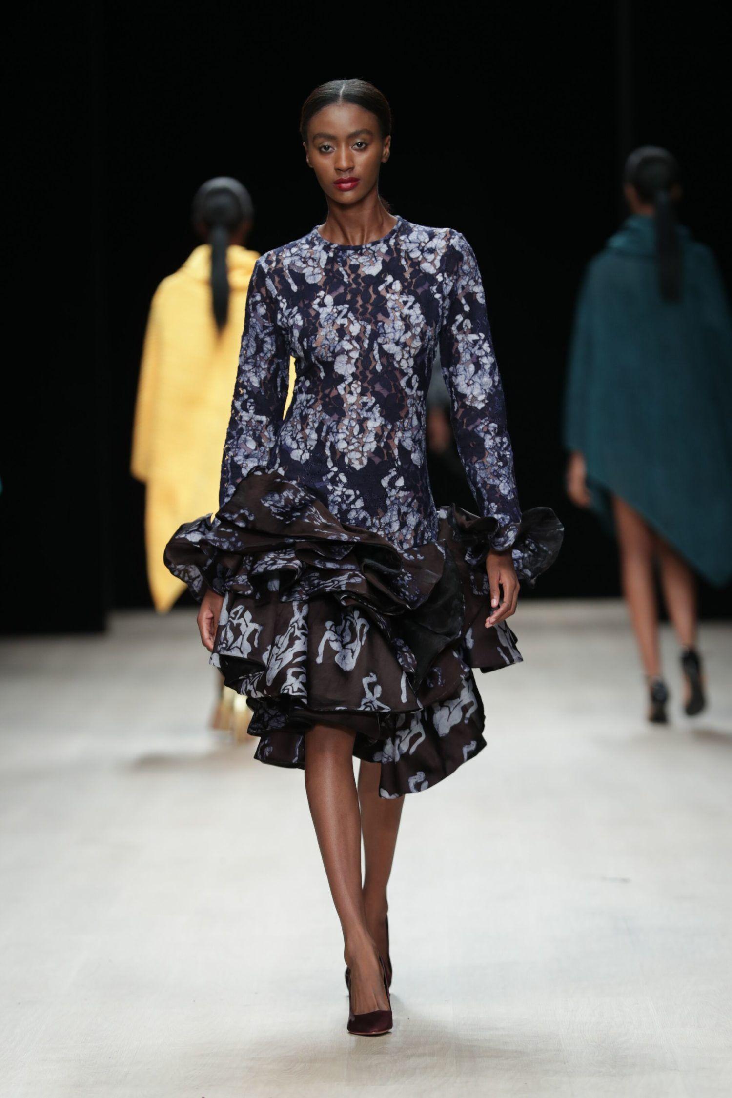 Arise Fashion Week 2019 Tiffany Amber Bn Style Fashion Nigerian Fashion Designers Fashion Week