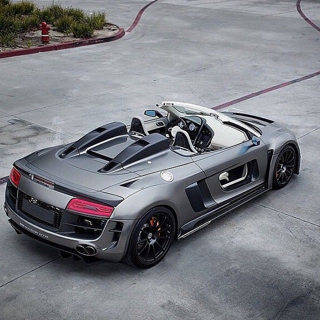 Image Via 2013 Audi R8 Convertible From The Team Over At