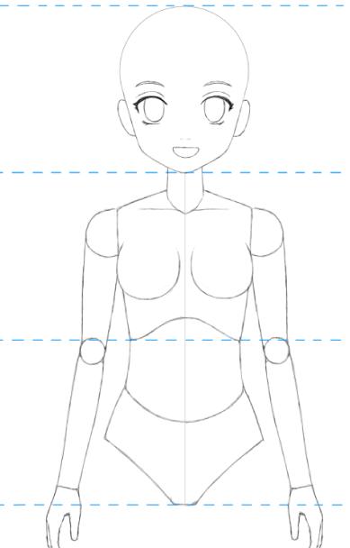 como aprender a dibujar mujeres anime y manga 6