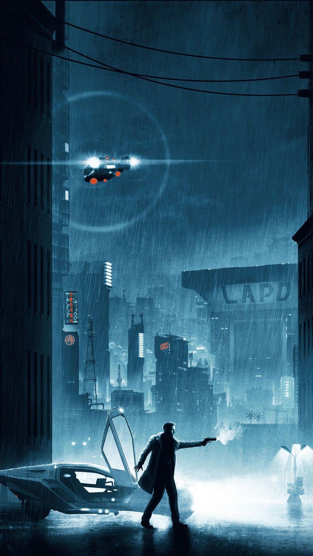 Wallpaper Dark Teal Android Best Mobile Wallpaper Blade Runner Art Blade Runner Wallpaper Blade Runner