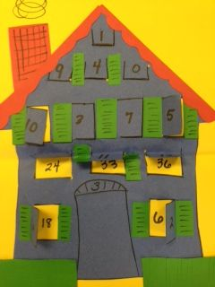 (Standard 3.OA.7, 4.OA.4)  Multiplication activity to practice basic facts.
