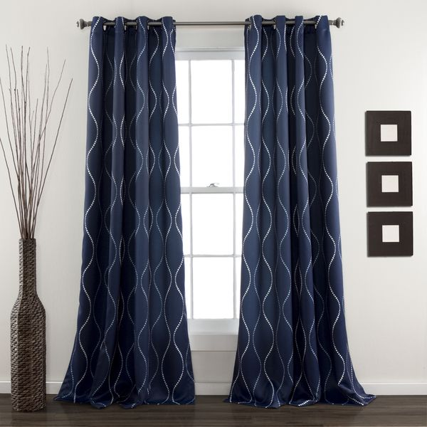 Blackout Curtains blackout curtains navy blue : 17 Best images about Blackout Curtains on Pinterest | Casablanca ...