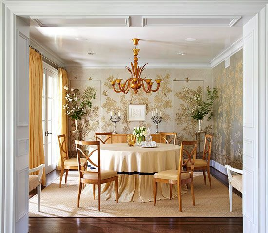 Jan Showers Wows Us With This Dallas Dining Room  Traditional Simple Dining Room Traditional Decorating Design
