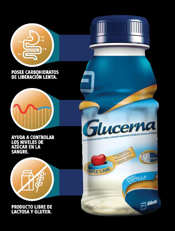 glucerna sirve para bajar de peso