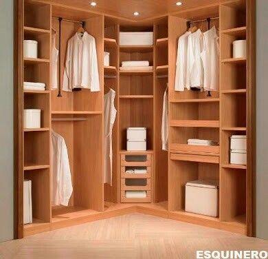 19 Moderno closet matrimonial
