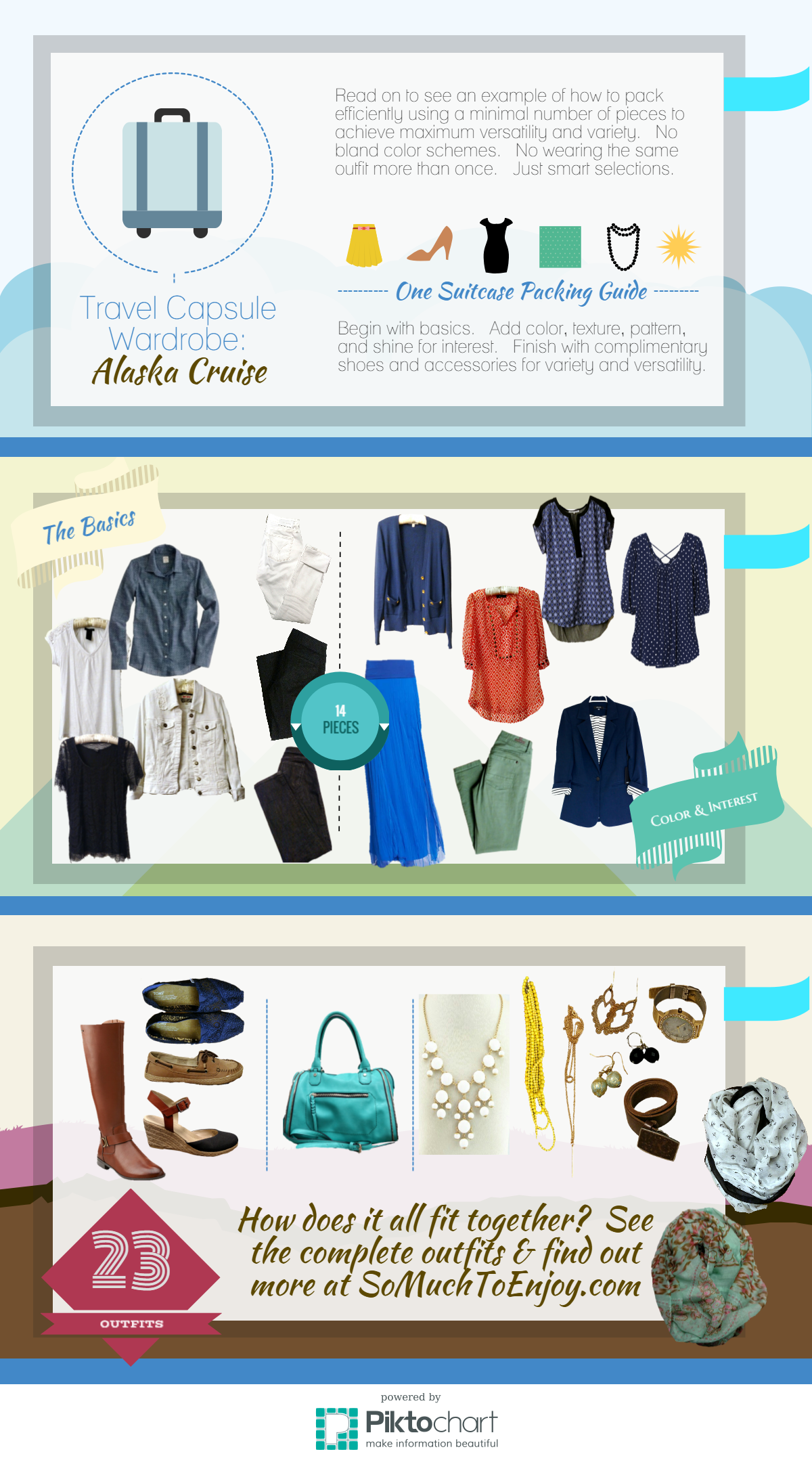 Travel Capsule Wardrobe Alaska Cruise Edition Packing Light For - 9 tips for visiting alaska
