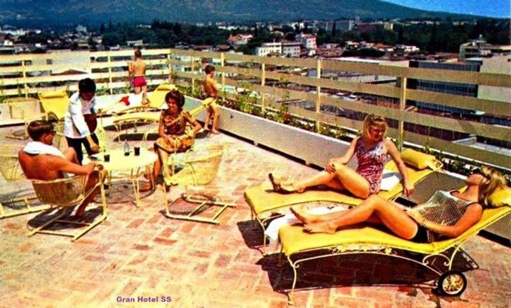 Terraza Gran Hotel San Salvador San Salvador El Salvador