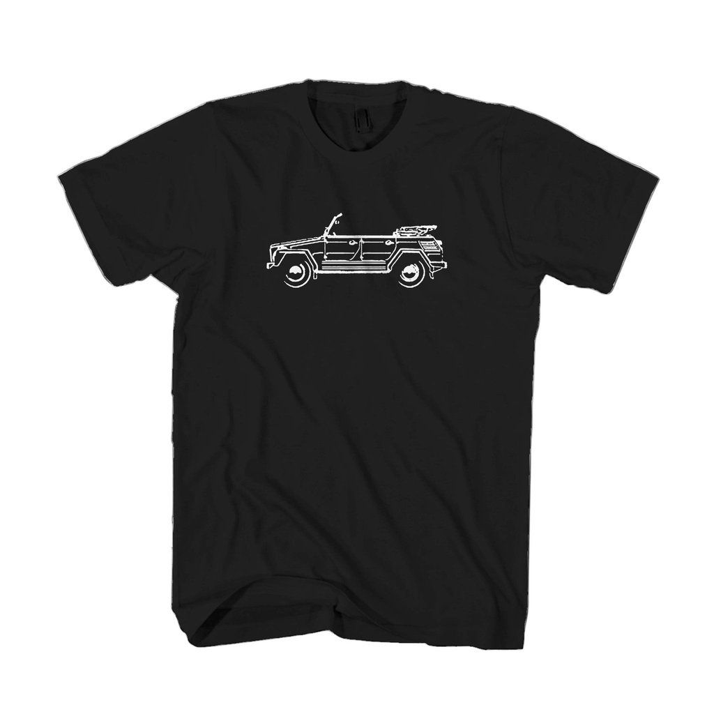 Volkswagen The Thing Convertible Lights Of Art Great Vw German Classic Car Gift Man's T-Shirt