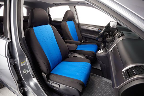Many Different Colors Available For Your Front And Back Seats