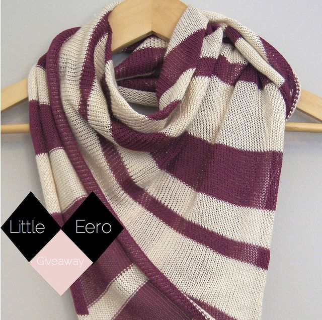 Win this Little Eero Scarf via Kenziepoo