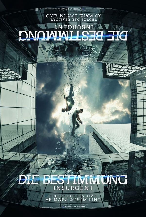 Neues Plakat !! www.thedivergentseries.com