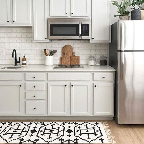 Black And White Kilim Rug Gray And White Kitchen Grey And White