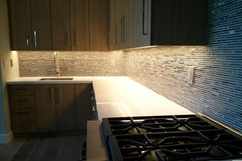 Kitchen Under Cabinet Waterproof Lighting Kit Warm White From Undermount Led For Cabinets