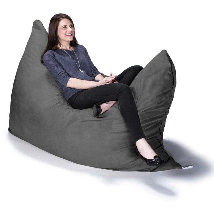 Ja Pillow Sac Beanbag Chairs At Brookstone Now