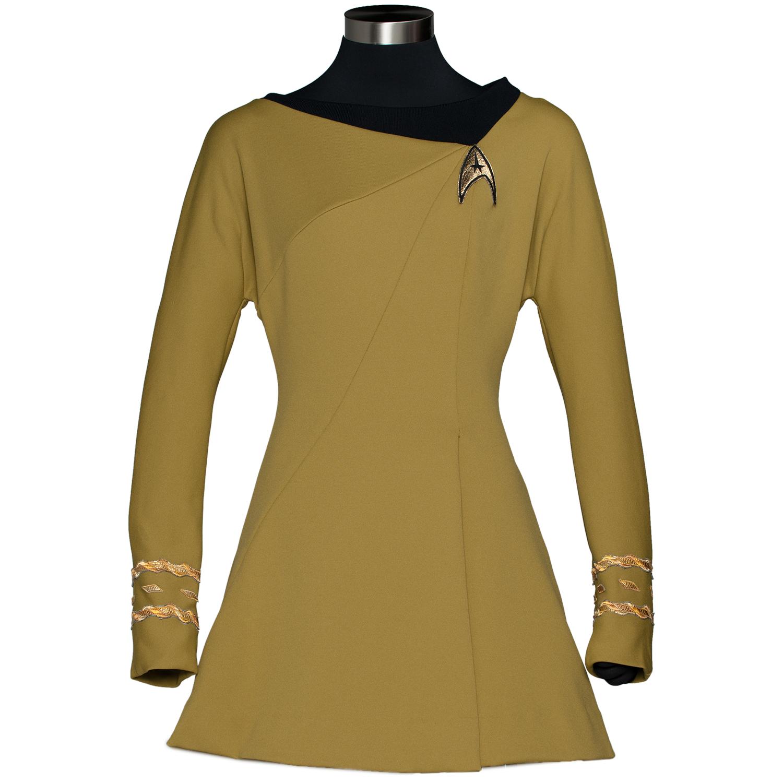 Star Trek: The Original Series - Captains Dress - Premier Line (PRE-OR | ANOVOS Productions LLC