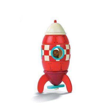 Amazon.com : Magnetic Rocket : Toys & Games