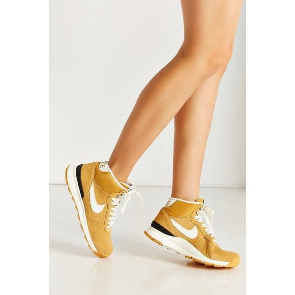 Nike Women's Acorra Suede Sneakerboot