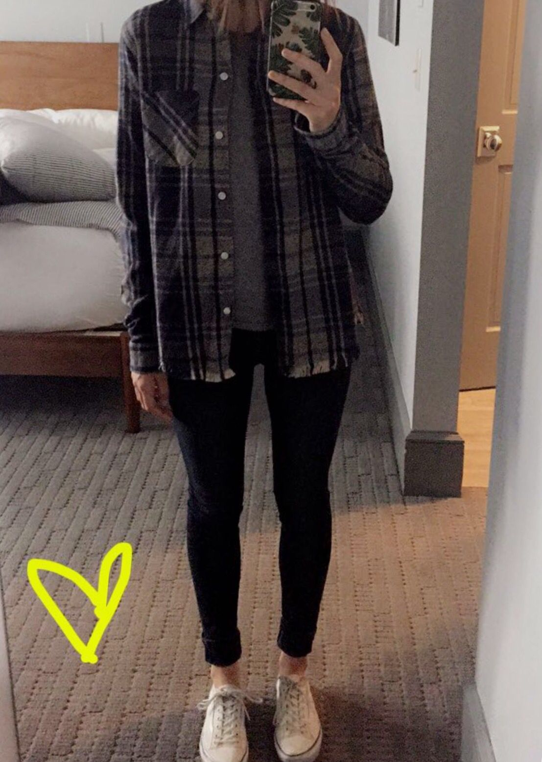 Flannel outfits with leggings  Ingridus flannel outfit  Learn How to Dress Yourself  Pinterest