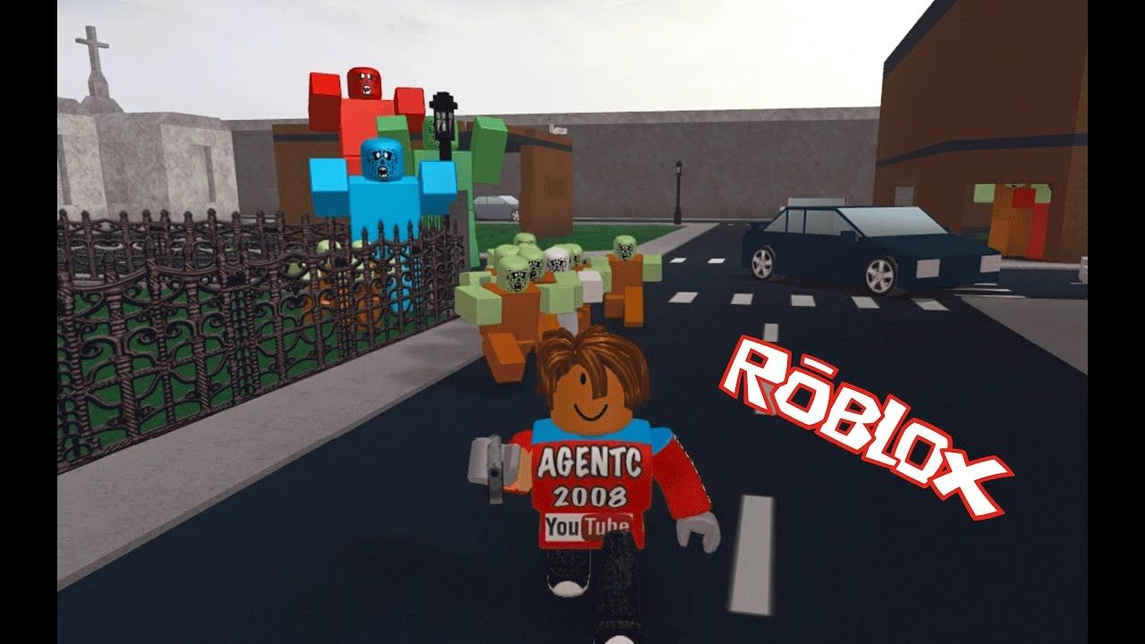 Roblox Ps4 Jogo - Survive The Zombie Rush Roblox Adventures Kid Gaming