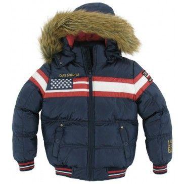 Cars Winterjas Lewis navy | Winterjas, Jongens, Kinderkleding