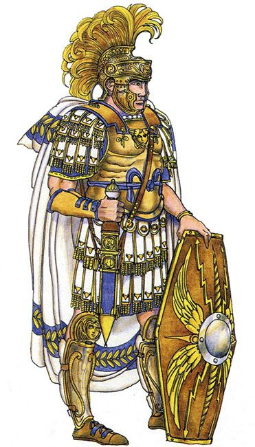 "A military tribune (Latin tribunus militum, ""tribune of the soldiers"", Greek chiliarchos, χιλίαρχος) was an officer of the Roman army who ranked below the legate and above the centurion. Young men of Equestrian rank often served as military tribune as a stepping stone to the Senate."