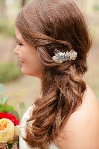 22++ Side swept wedding hair ideas in 2021