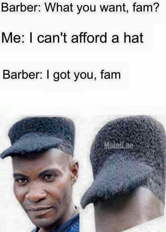 really barber