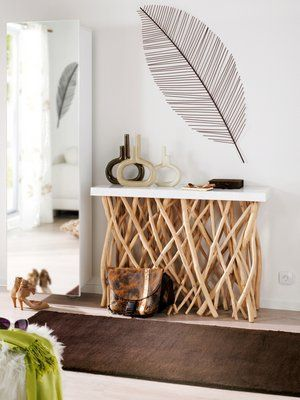 liking this funky console table