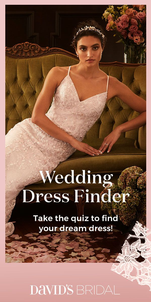 Ball gown or sheath? Strapless or sleeves? Satin or lace? Take the ...