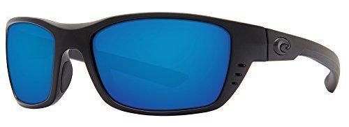 bd809c5e66 Costa Whitetip C-Mate 2.00 Bi-Focal Sunglasses Blackout Frame   Blue 580P  Plastic Lens
