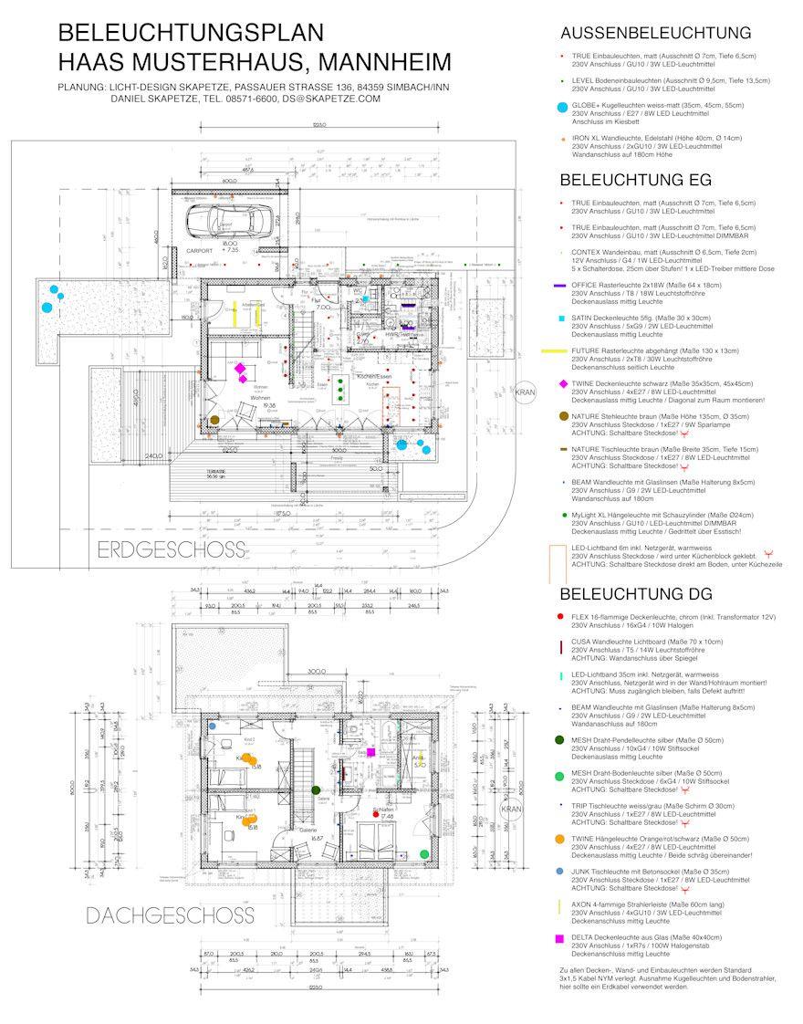 Musterhaus Mannheim 159 Von Skapetze Lichtmacher Homify In 2020 Musterhaus Haus Haas Haus