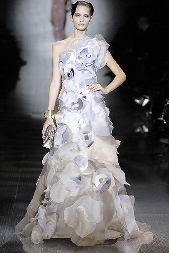 Giorgio Armani Wedding Dresses