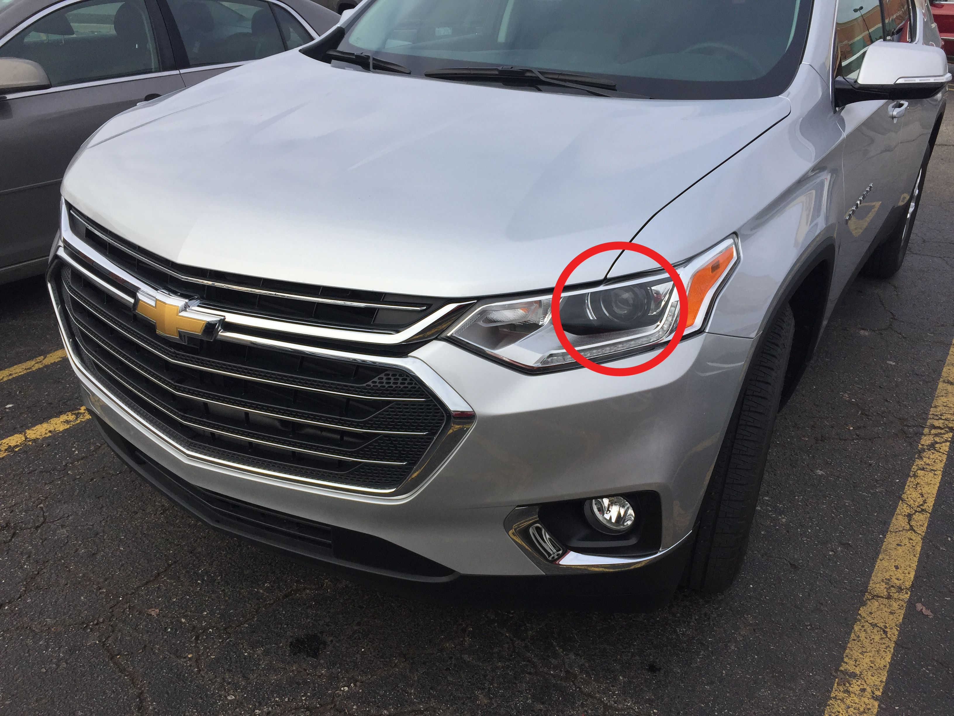 2019 Chevy Traverse Headlight Bulb Replacement Headlight Bulbs Headlight Bulb Replacement Headlights