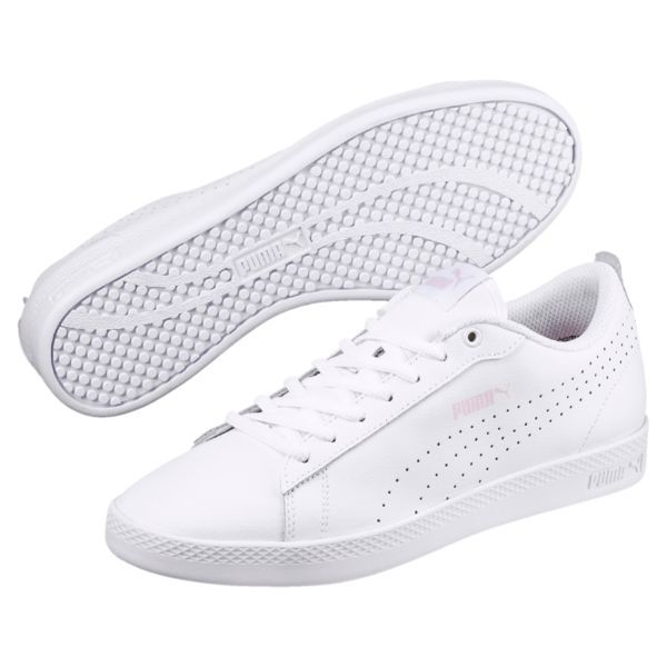 cf3a072fd9623 Smash V2 L Perf Women's Sneakers   want   Sneakers, Puma tennis shoes, Shoes