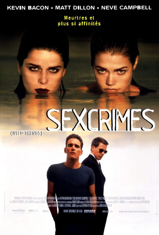 Sex crimes movie poster