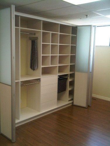Nice Bi Fold Closet Modern Closet Organizers