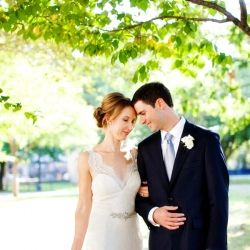 A chic and modern affair captured to perfection by Kate Rose Photography!