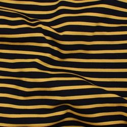 Fabric Store - Saint-James Stripe - ML539175 - Gold / Navy
