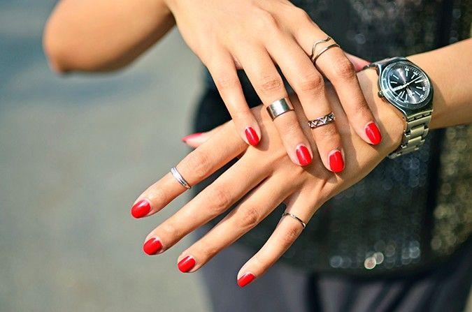 rings   Akanksha Redhu