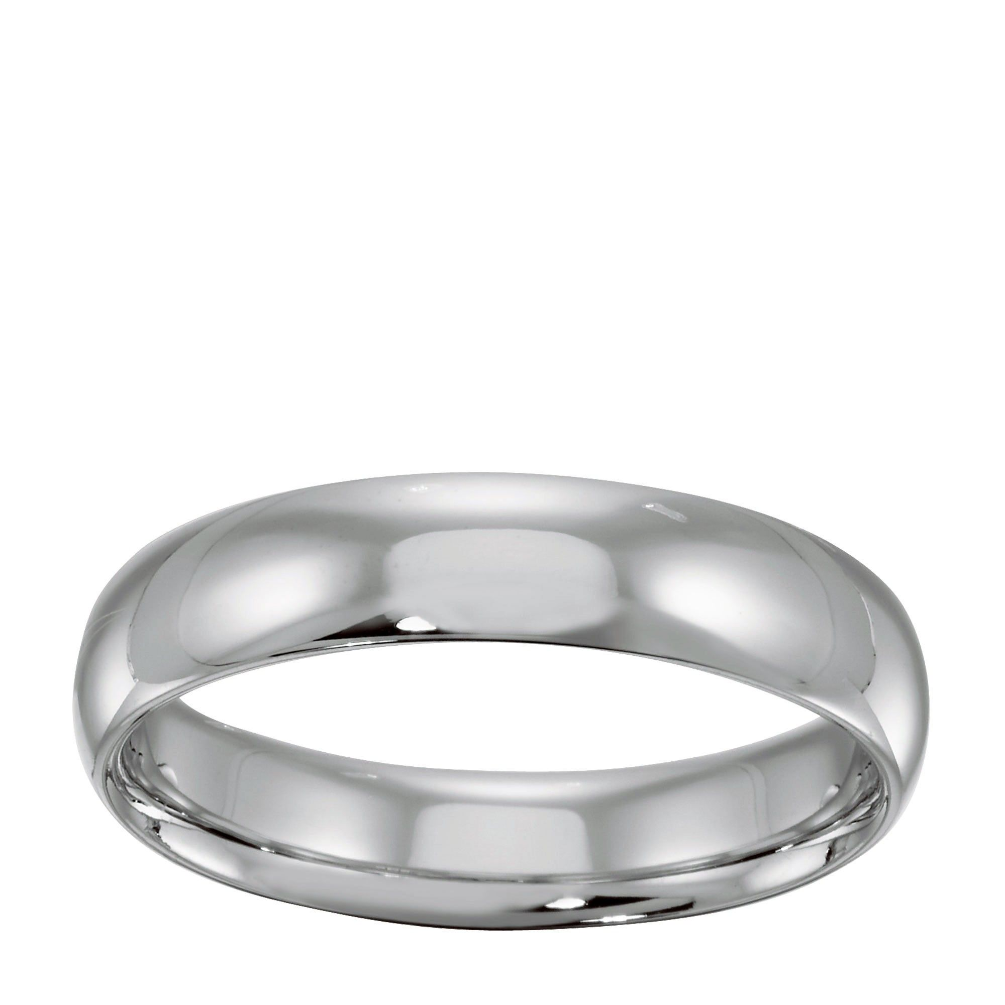 Andre+-+Our+high-polish+men's+domed+ring+is+a+simple+way+to+make+a+big++statement.++Crafted+from+14k+white+gold,+this+sophisticated+ring+is++celebrated+for+its+uncluttered,+smooth+design.