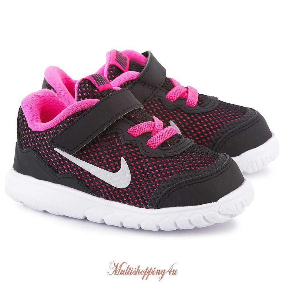 ad657fa27ff8 Girls Toddler Nike Flex Experience 4 Model 749821-001 ...