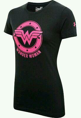 c56ca679 Wonder Woman Wonder Woman Shirt, Superman Wonder Woman, Wonder Woman Logo, Under  Armour