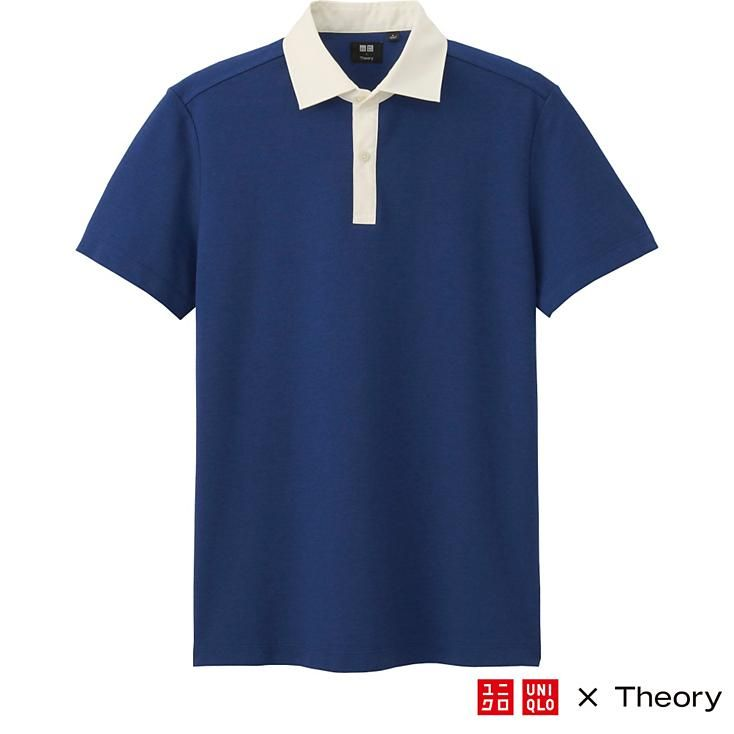 Mens Polo Shirt Collar Tipping Top T Shirt Short Sleeve Pique Tee Big Size S-5XL